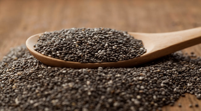 Food of the Ancients: Chia seeds