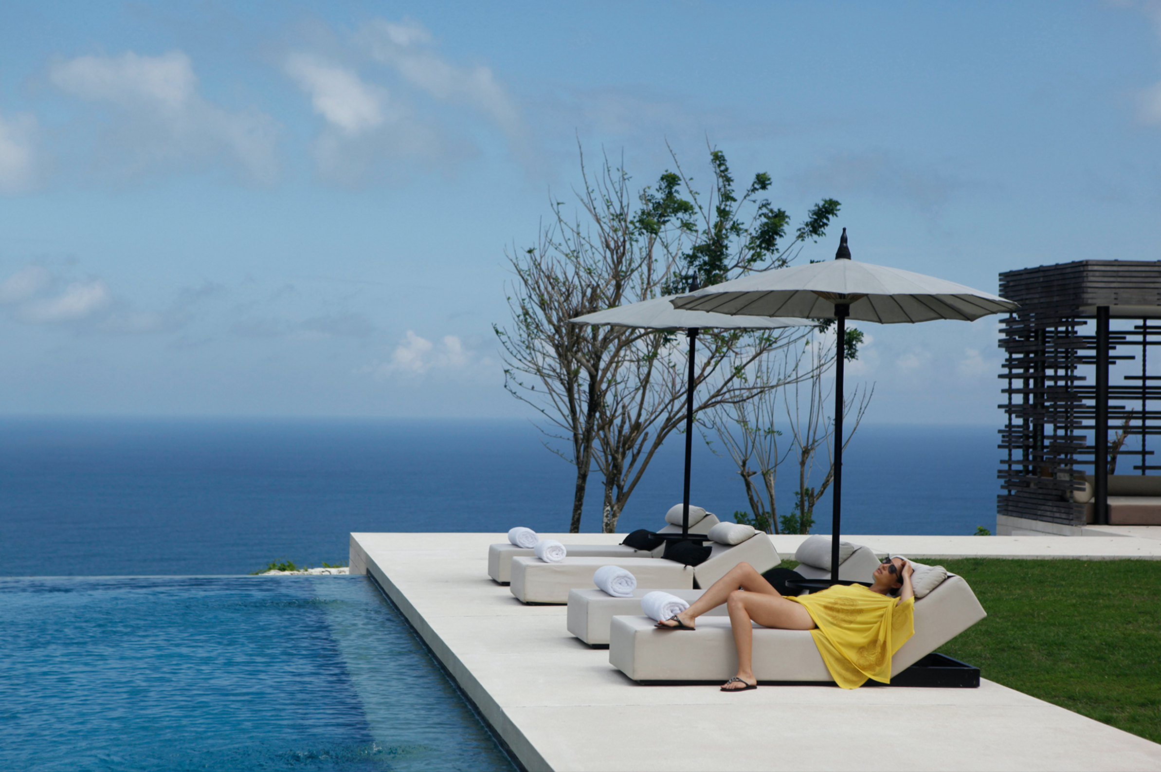 Stay in luxe villas on eco-holiday in Bali