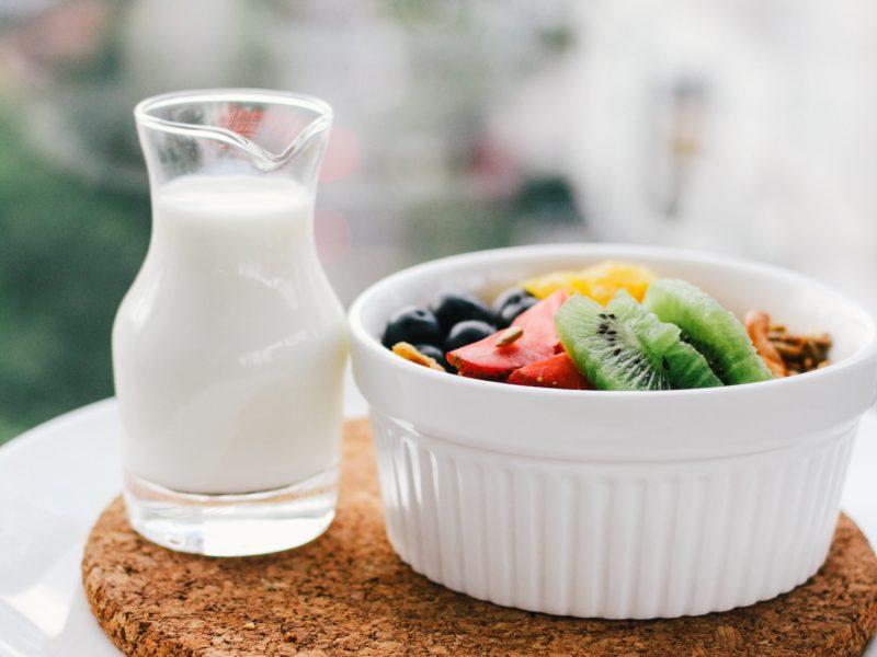 Full fat milk promotes better health