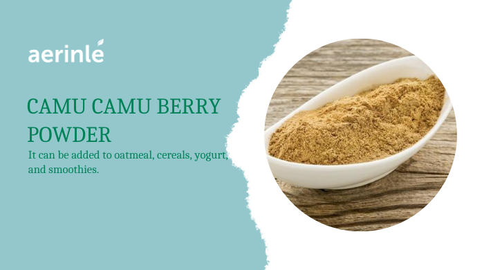 The camu camu berry boosts vitamin C, helping to keep work stress at bay. Read on to find out more about its surprising benefits.